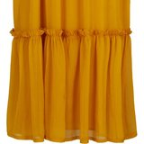 BRUUNS BAZAAR MARIE SILJE YELLOW DRESS _