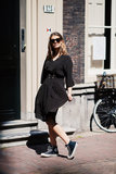MOSS COPENHAGEN AMARA MOROCCO DRESS_