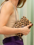 BECKSONDERGAARD LEORA PILLY BAG LEOPARD_