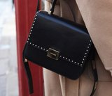 ANINE BING THEA BAG BLACK_