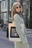 Shopper Canvas Rockin'Items _