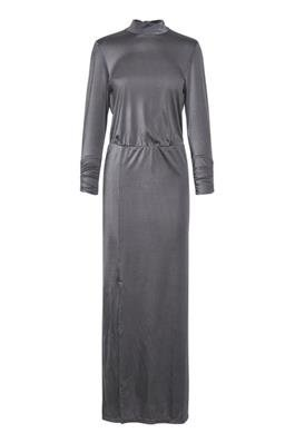 GESTUZ RIZA DRESS GREY