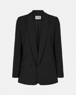 MOSS COPENHAGEN REMINGTON MORE BLAZER ZWART