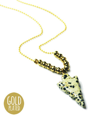 Necklace Arrow By Pipit