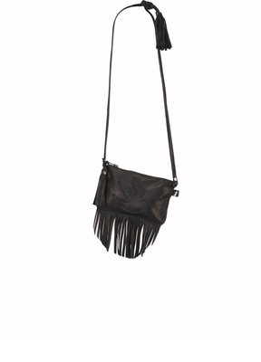 Kidsbag Rockin' Items fringe Black