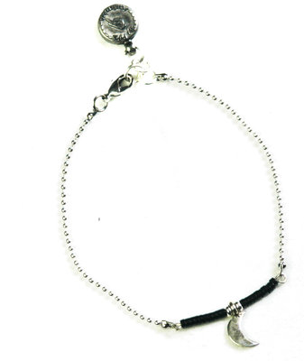 Bracelet To The Moon Silver By Pipit
