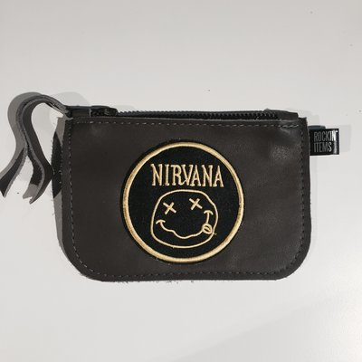 Mini Portemonnee Rockin' Items Nirvana Army