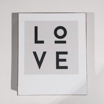 Home Circus Photoblock ''L-O-V-E