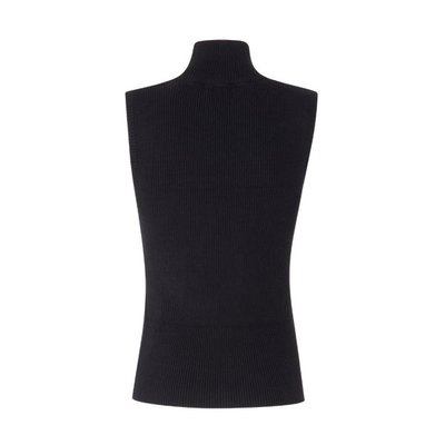 Coster Copenhagen Top Rib Black