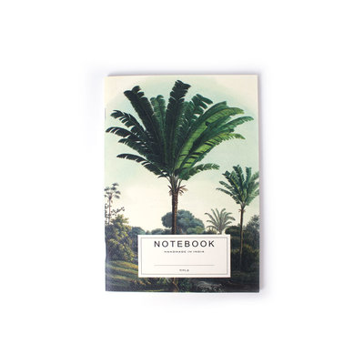 A-La  Palmtree Notebook