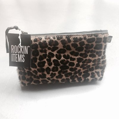 Rockin' Items Roxy Clutch Luipaard