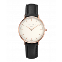 ROSEFIELD WATCH THE BOWERY WHITE BLACK ROSE