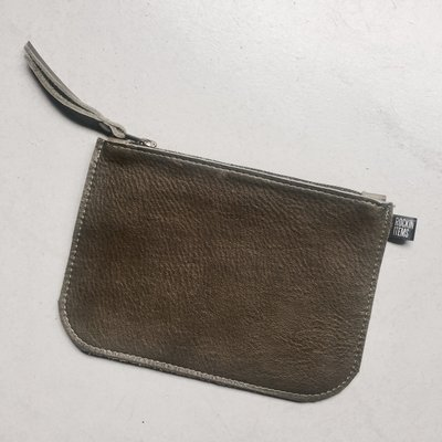 Rockin' Items Mr. Bart Clutch Olive Green