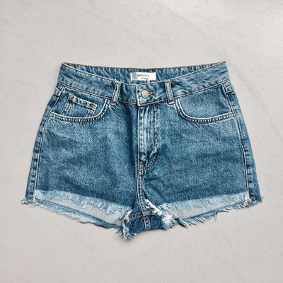 MOSS COPENHAGEN MATTI MY SHORTS DENIM