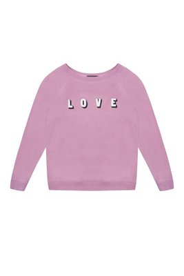 LOVE STORIES TEDDY SWEATER