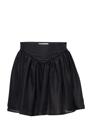 SOFIE SCHNOOR BLACK SKIRT