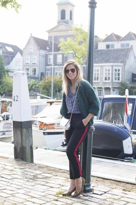 SOFIE SCHNOOR PANTS BLACK