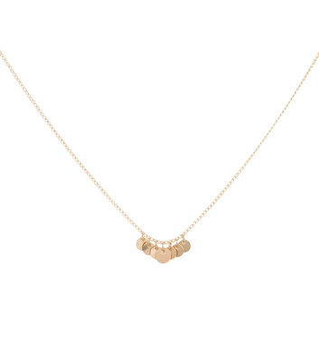 GOLD NECKLACE MIAB 7 ROUNDS