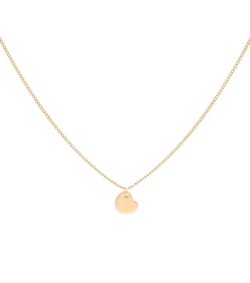 GOLD NECKLACE MIAB WITH LOVE