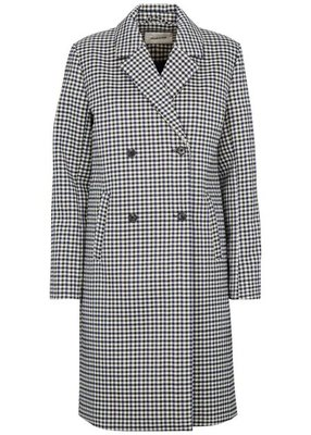 MODSTROM ELLERY CHECK COAT