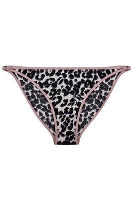 LOVE STORIES SHELBY BRIEF LEOPARD