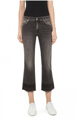 SEVEN FOR ALL MANKIND  JEANS CROPPED BOOT THE ANKLE FLARE