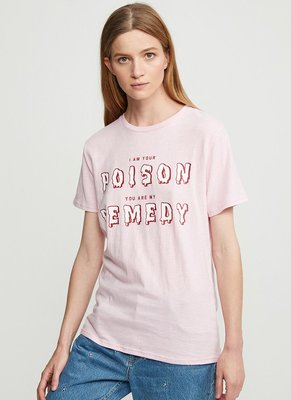 ZOE KARSSEN POISEN LOOSE FIT T.SHIRT