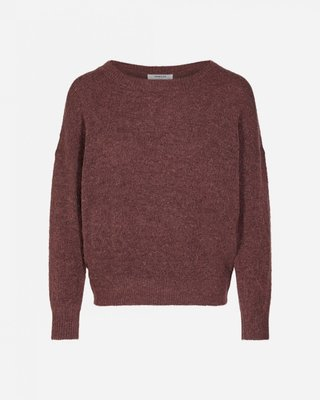 MOSS COPENHAGEN FEMME PULLOVER CATAWBA GRAPE
