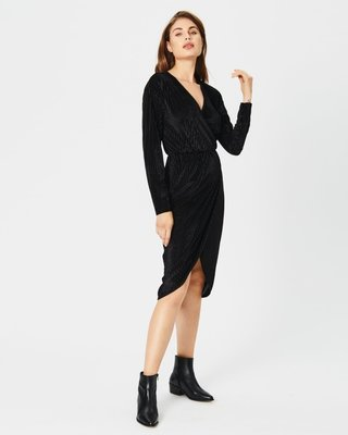 MOSS COPENHAGEN VIVO RIB DRESS