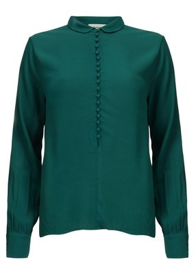 MODSTROM FREDDY BLOUSE GREEN