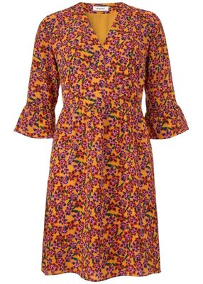 MODSTROM MADONNA PRINT DRESS