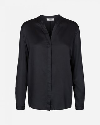 MOSS COPENHAGEN JULIE NOR SHIRT ZWART