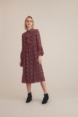 GESTUZ ROSANNA LONG DRESS