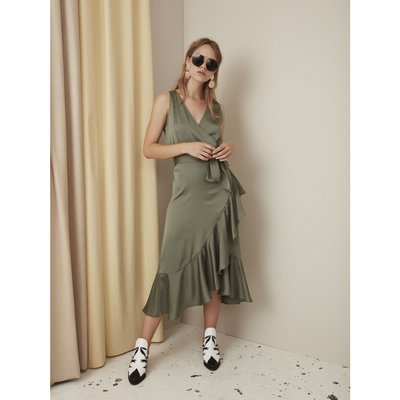 SOFIE SCHNOOR GREEN DRESS