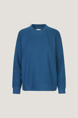 SAMSOE & SAMSOE APO O-NECK SWEATER