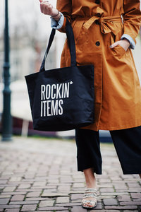 Zipper Shopper Rockin'Items
