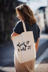 Shopper Canvas Rockin'Items