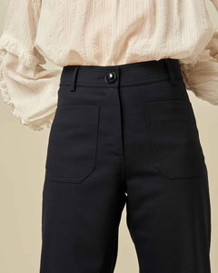 SESSUN HUDWOOL PANTS