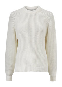 MODSTROM ETTA O-NECK OFF WHITE