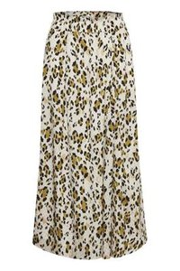 GESTUZ LEOPA LONG SKIRT