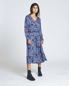 MOSS COPENHAGEN WAKE DRESS