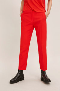 SAMSOE & SAMSOE NEIL PANTS  RED